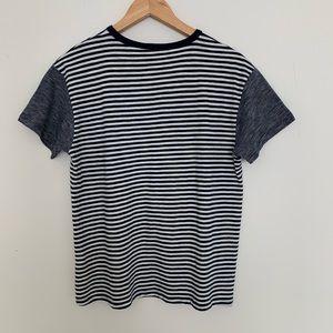 J. Crew Tops - J Crew Wringer T Shirt Oversized